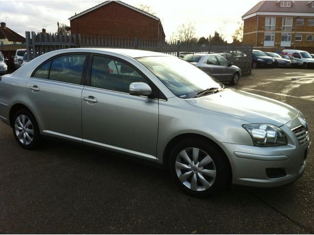 used toyota avensis for sale in kent uk autopazar rh autopazar co uk toyota avensis 2007 service manual toyota avensis 2007 manual pdf ru
