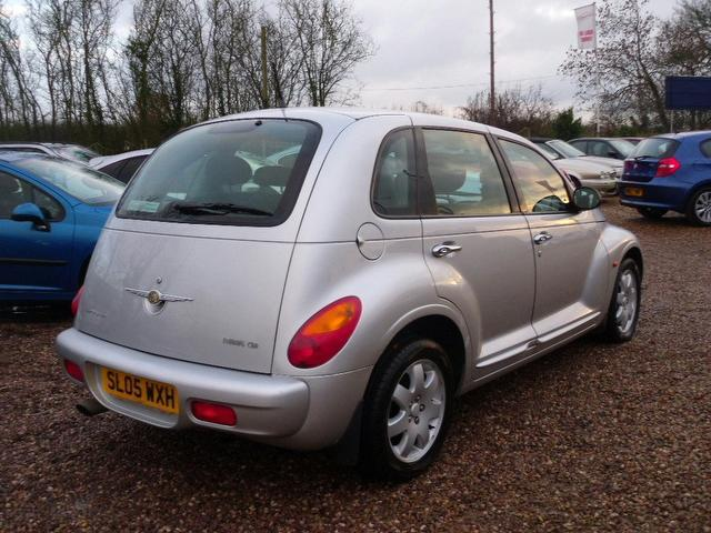 used 2005 chrysler pt estate silver edition cruiser 2 2 crd touring diesel for sale in nuneaton. Black Bedroom Furniture Sets. Home Design Ideas