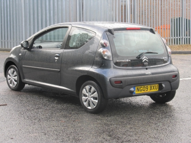 used citroen c1 2009 manual unleaded grey for sale uk autopazar. Black Bedroom Furniture Sets. Home Design Ideas