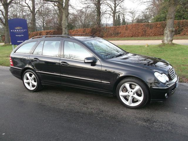 Used Mercedes Benz 2004 Black Estate Diesel Automatic for Sale