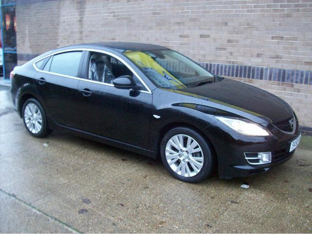 used mazda mazda6 2008 black paint diesel ts2 4dr saloon for sale in norwich uk autopazar. Black Bedroom Furniture Sets. Home Design Ideas