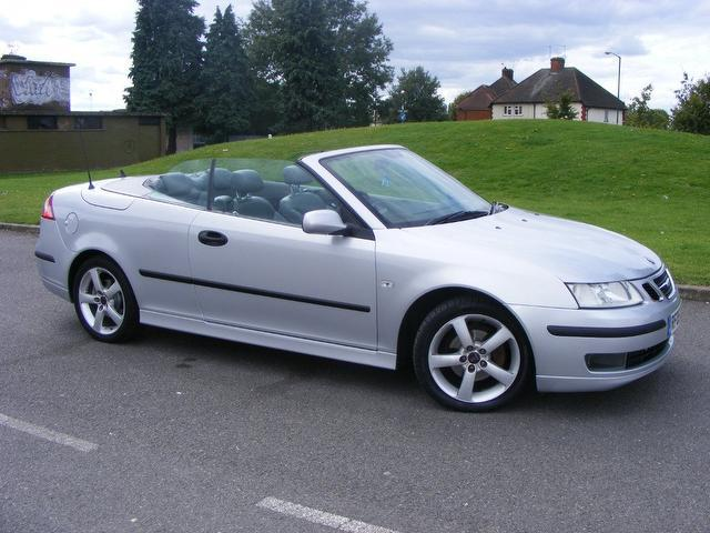 used 2005 saab 9 3 convertible vector 2dr convertible auto leather petrol for sale in. Black Bedroom Furniture Sets. Home Design Ideas