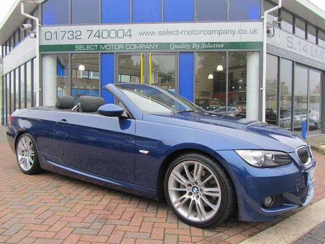Used Bmw 3 Series for Sale in Convertible UK  Autopazar