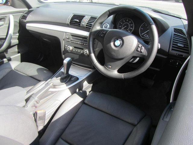 Used 2009 Bmw 1 Series Coupe Black Edition 120d M Sport
