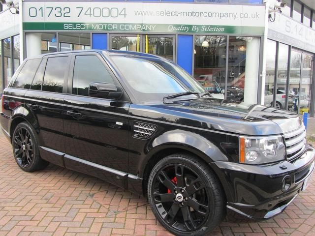 Used 2005 Land Rover Range 4x4 Black Edition Sport 2.7 sel For ...