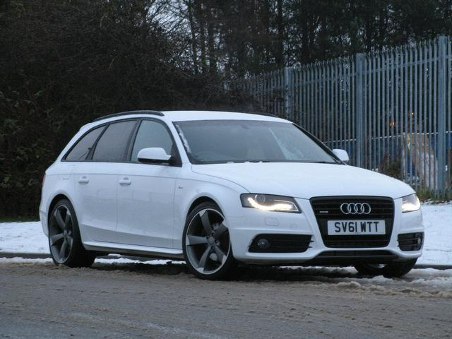 used audi a4 car 2011 white diesel 2 0 tdi quattro 170 estate for sale in turrif uk autopazar. Black Bedroom Furniture Sets. Home Design Ideas