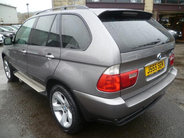 used bmw x5 2005 automatic diesel sport 5 door auto grey for sale uk autopazar. Black Bedroom Furniture Sets. Home Design Ideas