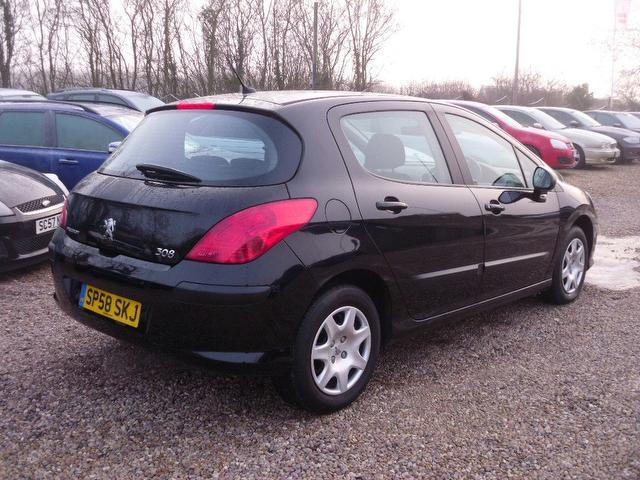 used 2008 peugeot 308 hatchback 1 6 hdi 110 s diesel for sale in nuneaton uk autopazar. Black Bedroom Furniture Sets. Home Design Ideas