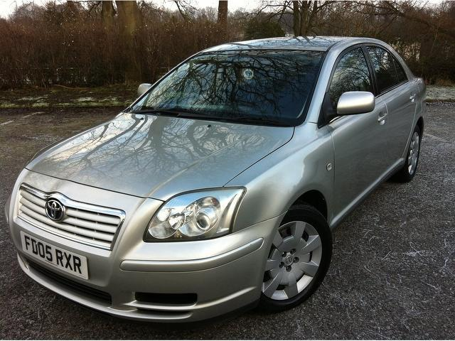 Used Toyota Avensis 2005 - Saloon Diesel Manual for Sale