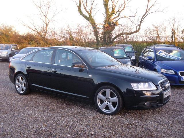 used 2007 audi a6 saloon 2 0 tdi s line diesel for sale in nuneaton uk autopazar. Black Bedroom Furniture Sets. Home Design Ideas