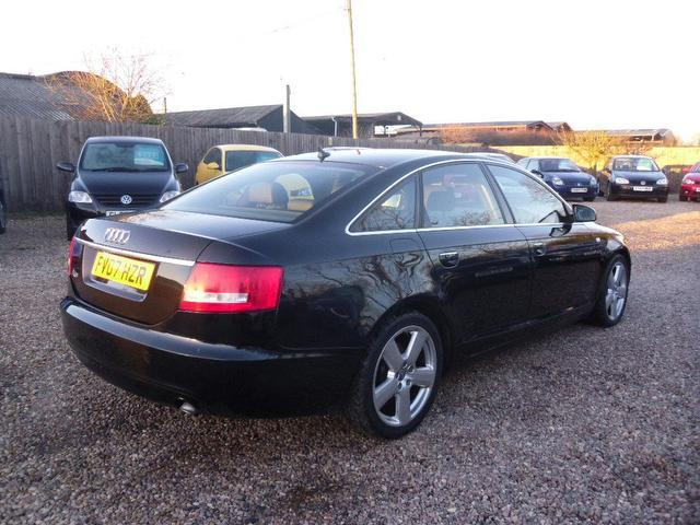 Used 2007 Audi A6 Saloon 2.0 Tdi S Line Diesel For Sale In ...