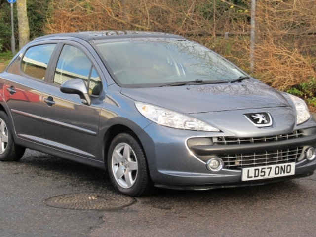 used 2007 peugeot 207 petrol for sale in epsom uk autopazar. Black Bedroom Furniture Sets. Home Design Ideas