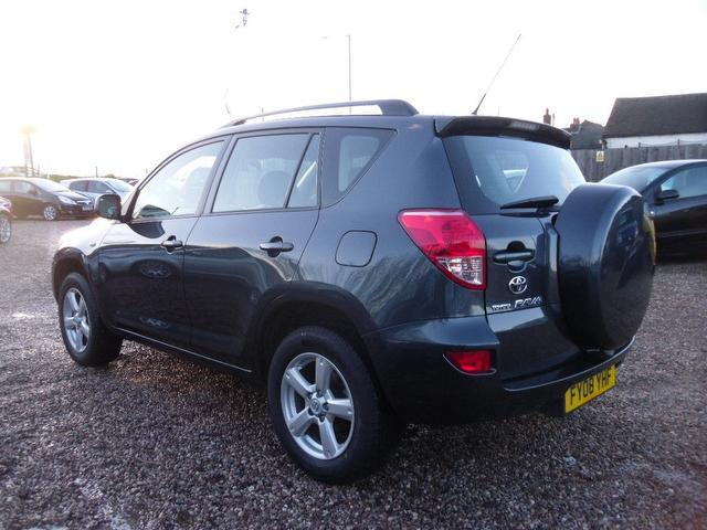used toyota rav4 2008 manual petrol 2 0 vvt i xt3 5 door grey for sale uk autopazar. Black Bedroom Furniture Sets. Home Design Ideas