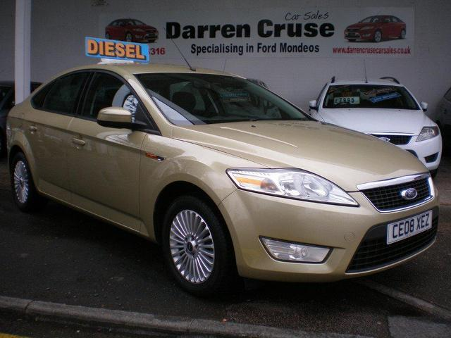 used ford mondeo 2008 diesel 2 0 tdci zetec 5dr hatchback silver for sale in gravesend uk. Black Bedroom Furniture Sets. Home Design Ideas