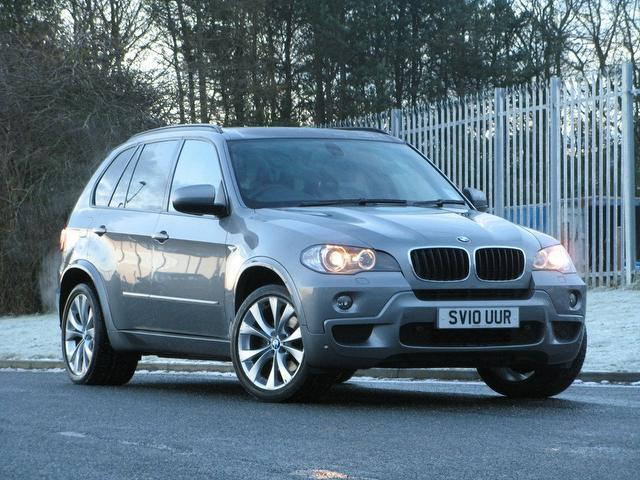 used bmw x5 2010 grey paint diesel xdrive30d m sport 5dr 4x4 for sale in turrif uk autopazar. Black Bedroom Furniture Sets. Home Design Ideas