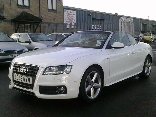 Used Audi Convertible For Sale. used audi a5 2012 model 2 0 tdi 177