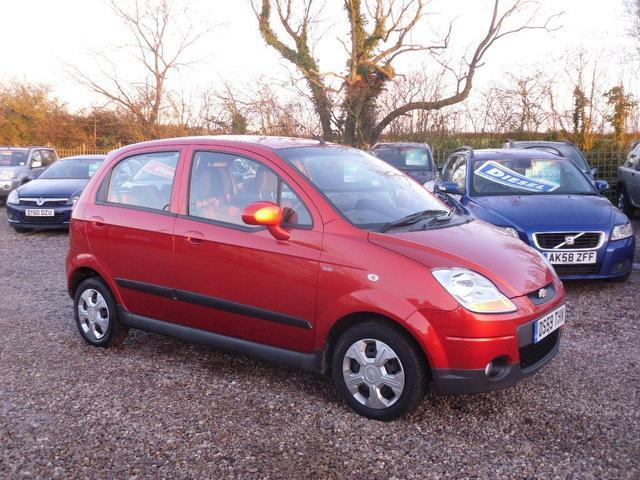 Used Chevrolet Matiz 2010 Model 1.0 Se+ 5dr Petrol ...