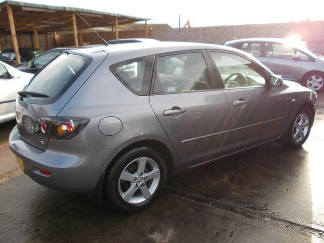 used mazda mazda3 2006 grey paint diesel ts 5dr hatchback for sale in wembley uk autopazar. Black Bedroom Furniture Sets. Home Design Ideas