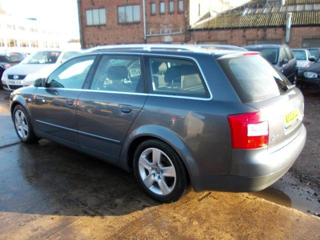 used audi a4 2003 model 1 9 tdi 130 se diesel estate grey for sale in wembley uk autopazar. Black Bedroom Furniture Sets. Home Design Ideas