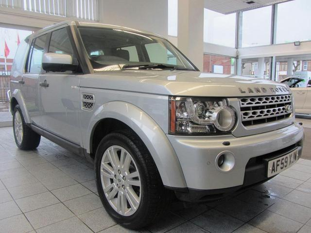 Used Land Rover Discovery 2009 Model 4 3 0 Tdv6 Diesel 4x4