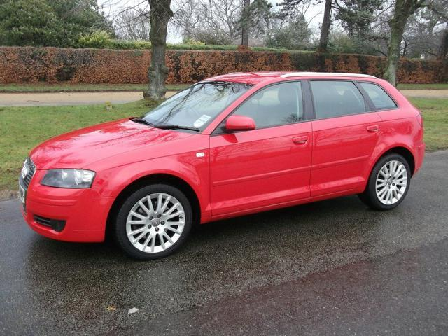 used audi a3 car 2007 red diesel 2 0 tdi 170 se hatchback for sale in newmarket uk autopazar. Black Bedroom Furniture Sets. Home Design Ideas