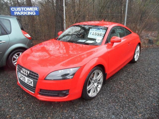 Used audi tt for sale perth