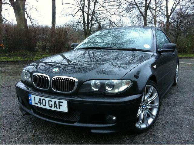Used Bmw 3 Series for Sale in Stafford UK  Autopazar