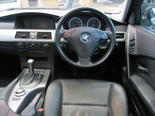 Used Grey Bmw 5 Series 2004 Diesel 530d Se 5dr Estate