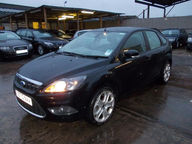 used 2010 ford focus hatchback 2 0 titanium 5dr auto petrol for sale in wembley uk autopazar. Black Bedroom Furniture Sets. Home Design Ideas