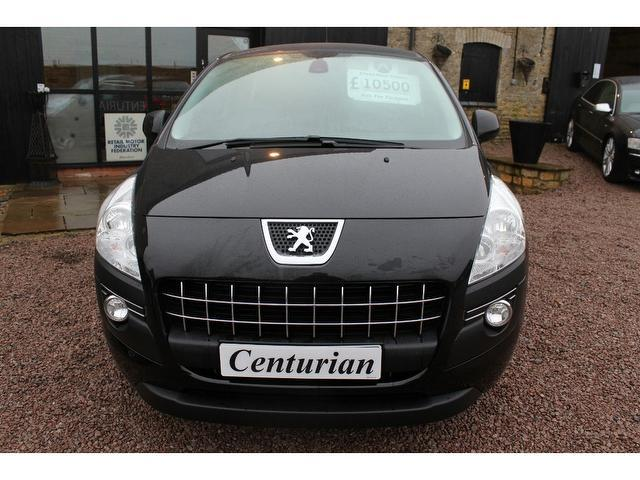 used peugeot 3008 2010 diesel 1 6 hdi sport 5dr estate. Black Bedroom Furniture Sets. Home Design Ideas