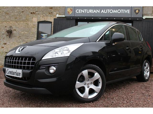 used peugeot 3008 2010 diesel 1 6 hdi sport 5dr estate black edition for sale in kettering uk. Black Bedroom Furniture Sets. Home Design Ideas