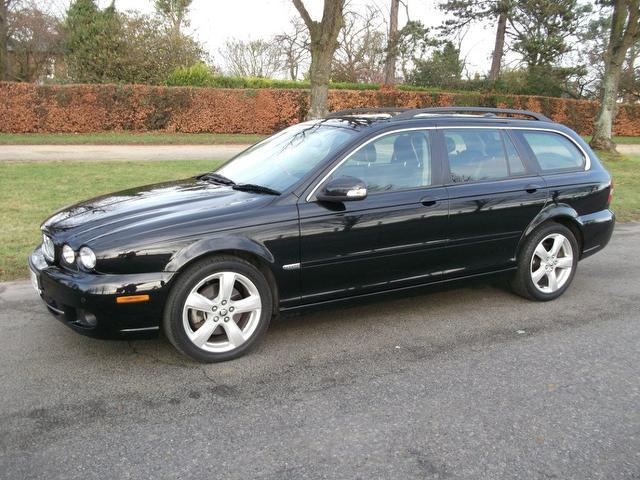 used jaguar x type 2009 black colour diesel sovereign. Black Bedroom Furniture Sets. Home Design Ideas