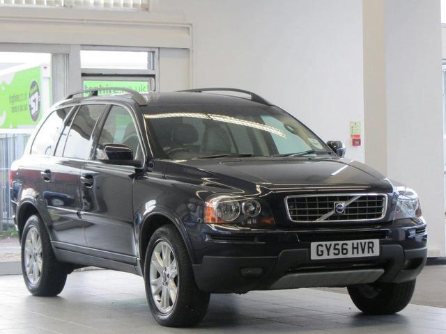 used volvo xc90 2006 diesel 2 4 d5 se 5dr 4x4 blue edition for sale in sevenoaks uk autopazar. Black Bedroom Furniture Sets. Home Design Ideas
