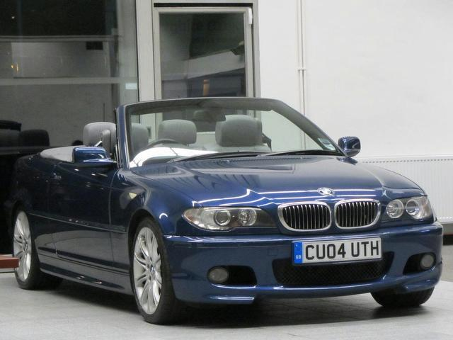 used bmw 3 series 2004 for sale uk autopazar. Black Bedroom Furniture Sets. Home Design Ideas