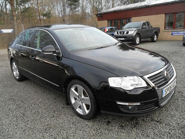 used volkswagen passat 2004 black paint diesel 2 0 sport tdi 4dr saloon for sale in inveralmond. Black Bedroom Furniture Sets. Home Design Ideas