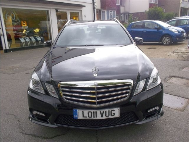 used mercedes e class 2011 for sale in estate black