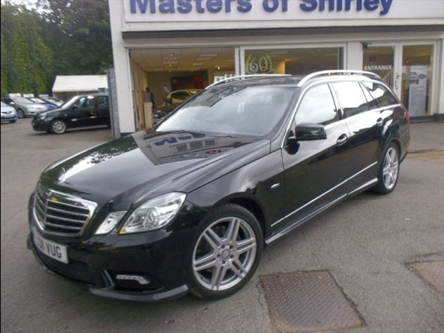 Used mercedes e class 2011 for sale in estate black for Used mercedes benz e350 for sale