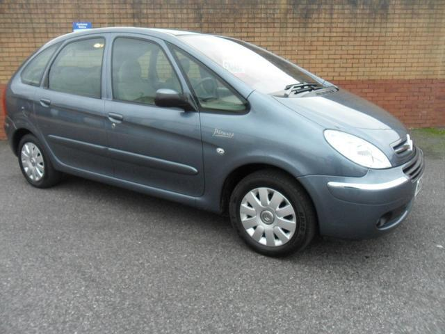 used 2006 citroen xsara estate grey edition picasso. Black Bedroom Furniture Sets. Home Design Ideas