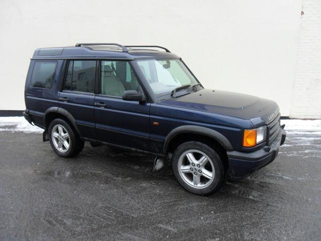 used 2001 land rover discovery 4x4 blue edition 2 5 td5 es diesel for sale in southampton uk. Black Bedroom Furniture Sets. Home Design Ideas