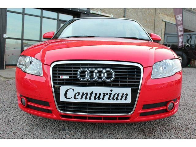 used red audi a4 2007 petrol 3 2 fsi quattro s convertible excellent condition for sale autopazar. Black Bedroom Furniture Sets. Home Design Ideas