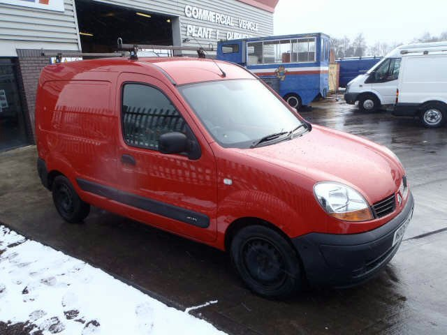 Used 2006 Renault Kangoo Estate Sl17dci 70 Van 15 Diesel For Sale