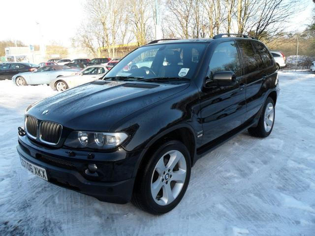 used bmw x5 2006 diesel sport 5dr auto 4x4 black edition for sale in inveralmond place uk. Black Bedroom Furniture Sets. Home Design Ideas