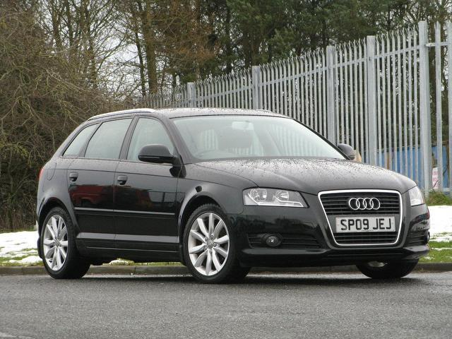used 2009 audi a3 hatchback black edition 2 0 tdi sport 5dr diesel for sale in turrif uk autopazar. Black Bedroom Furniture Sets. Home Design Ideas