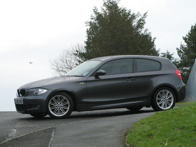 Used Grey Bmw 1 Series 2008 Petrol 116i M Sport Hatchback