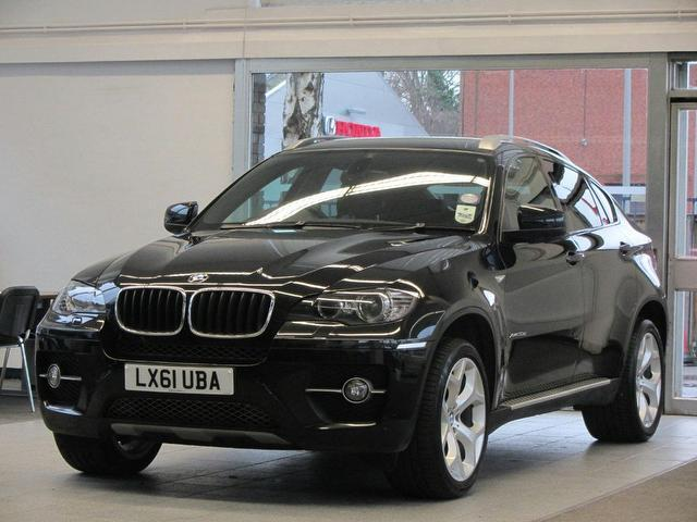 used 2011 bmw x6 4x4 black edition xdrive30d 245 step auto diesel for sale in sevenoaks uk. Black Bedroom Furniture Sets. Home Design Ideas