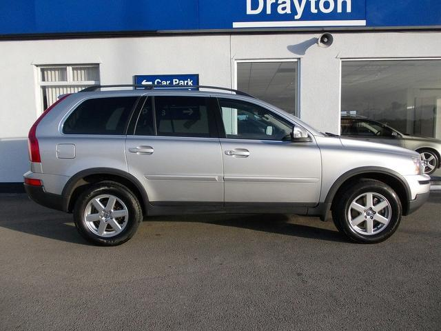 used 2009 volvo xc90 4x4 2 4 d5 active 5dr diesel for sale in wirral uk autopazar. Black Bedroom Furniture Sets. Home Design Ideas