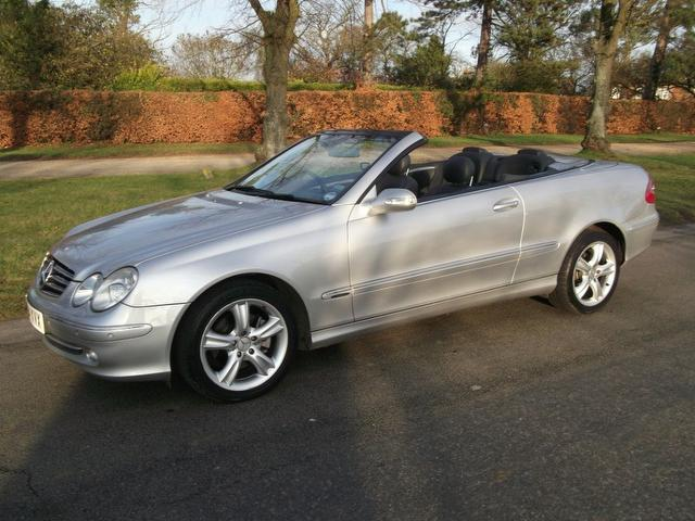Used mercedes benz 2004 automatic petrol 320 elegance 2 for Used convertible mercedes benz for sale