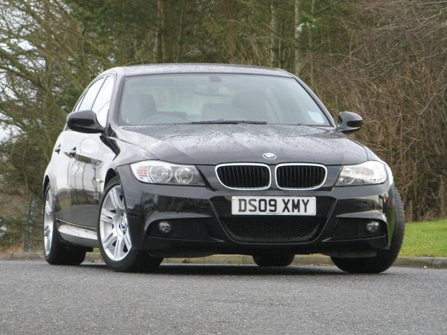 used bmw 3 series 2009 petrol 320i m sport saloon black edition for sale in turrif uk autopazar. Black Bedroom Furniture Sets. Home Design Ideas