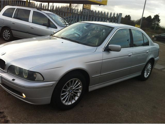 used bmw 5 series car 2001 silver diesel 530d se 4 door saloon for sale in ashford uk autopazar. Black Bedroom Furniture Sets. Home Design Ideas