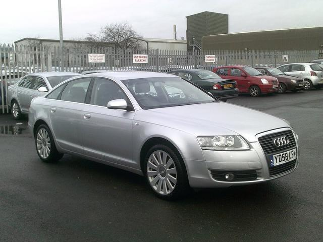 used silver audi a6 2008 diesel 2 0 tdi tdv limited saloon in great condition for sale autopazar. Black Bedroom Furniture Sets. Home Design Ideas